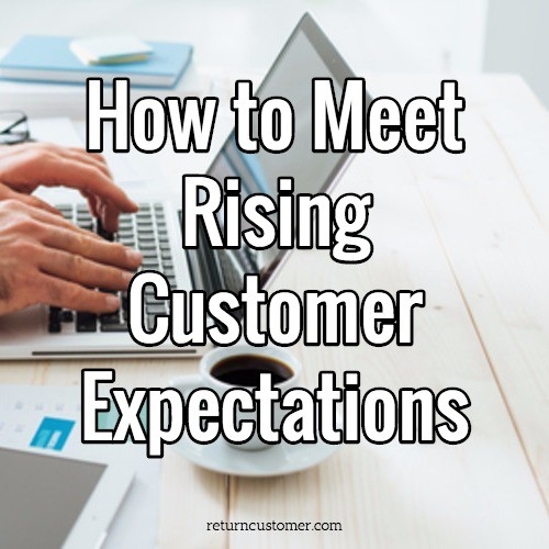 Instant Satisfaction: How to Meet Rising Customer Expectations
