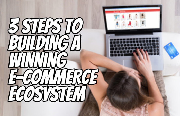3 Steps to Building a Winning E-Commerce Ecosystem